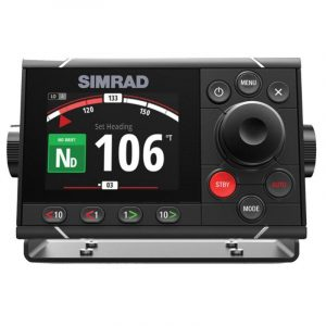 SIMRAD AP48 Autopilot Controller with N2KEXT-15RD 15ft Network Extension Cable, N2K-T-RD Network T-Connector 000-13894-001