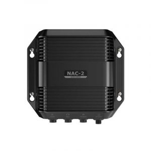 SIMRAD NAC-2 Low Current Autopilot Computer with N2K-T-RD Network T-Connector, N2KEXT-2RD 2ft Network Extension Cable, NAC-2 Rudder Feedback Cable 000-13249-001