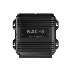 SIMRAD NAC-3 High Current Autopilot Computer with N2K-T-RD Network T-Connector, N2KEXT-2RD 2ft Network Extension Cable 000-13250-001