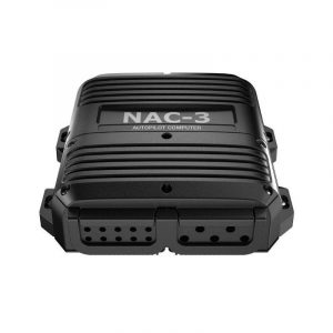SIMRAD NAC-3 High Current VRF Autopilot Computer Core Pack with NAC-3 Autopilot Computer, Micro-C Backbone Kit, Precision-9 Compass|000-13338-001