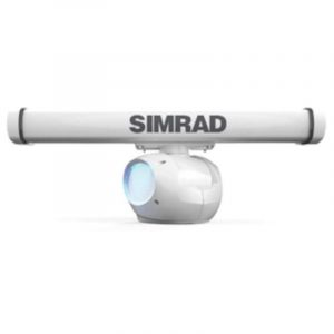 SIMRAD Halo-3 20 to 31.2 VDC at 24 V Systems Pulse Compression Radar with 3 ft Open Array|000-11469-001