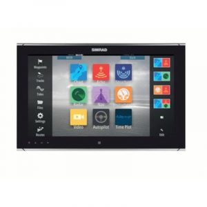 SIMRAD 19 in 1366 x 768 pixel Multi-Touch MO19-T Monitor 000-11262-001