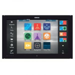 SIMRAD 24 in 1920 x 1080 pixel Multi-Touch MO24-T Monitor 000-11264-001