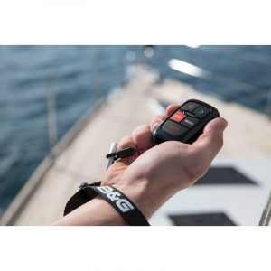 SIMRAD Wireless Remote and BT1 Base Station for Autopilot Systems|000-12316-001