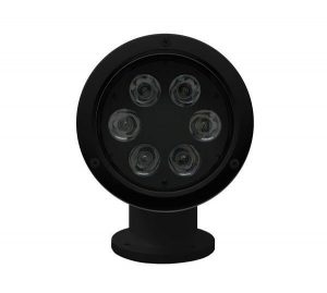 ACR RCL-50B 100,000 CD Remote-Controlled Searchlight (12V to 24V) Black Housing | 1961