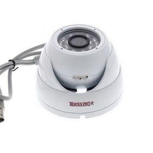 MCM 700 TV Lines NTSC 12 VDC Outdoor Day/Night Dome Camera