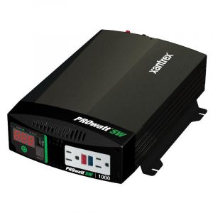 XANTREX PROwatt SW 2000 2000 W 10.5 to 15.5 VDC Input 104 to 127 VAC Output Compact Power Inverter|806-1220