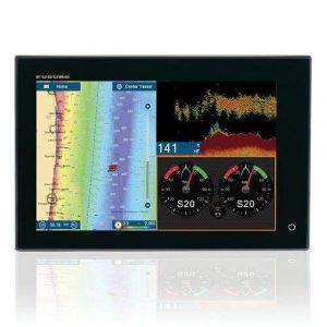 FURUNO 12 in WXGA Color TFT Multi-Touch LCD NavNet TZtouch2 Chartplotter/Fish Finder|TZTL12F