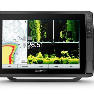 GARMIN ECHOMAP Ultra 122sv, WW, w/GT56 and worldwide basemap | 010-02528-01