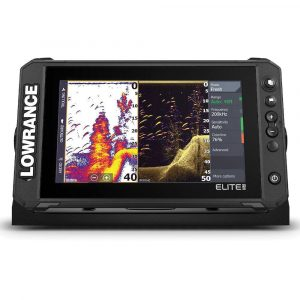 LOWRANCE Elite 9 FS, 3 in 1 Transducer | 000-15692-001