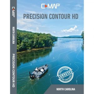 CMAP C-MAP PRECISION CONTOUR HD – N CAROLINA | SIM/M-NA-Y704-MS