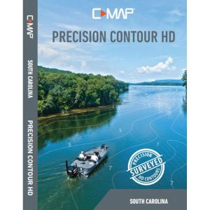 CMAP C-MAP PRECISION CONTOUR HD – S CAROLINA | SIM/M-NA-Y803-MS
