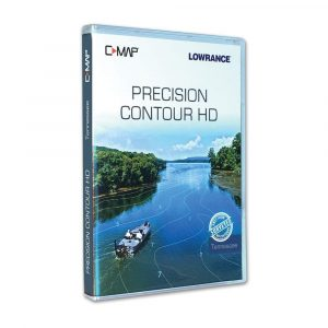 CMAP C-MAP PRECISION CONTOUR HD – TENNESSEE | SIM/M-NA-Y901-MS