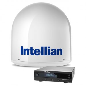 Intellian i2 B4-209SS Intellian i2 US System with 33cm (13.0 inch) Reflector & North Americas LNB (11.25GHz) | B4-209SS