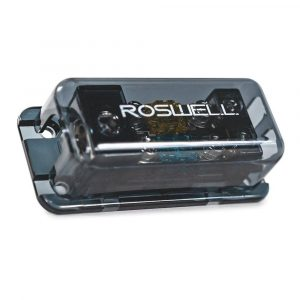 ROSWELL 1 In 2 Out Fused Fuse Distribution Block | C720-0540