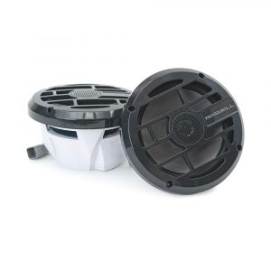 ROSWELL R 7.7 in 160 W 55 Hz to 20 kHz Component-Style In-Boat Speakers, Anthracite | C920-1912