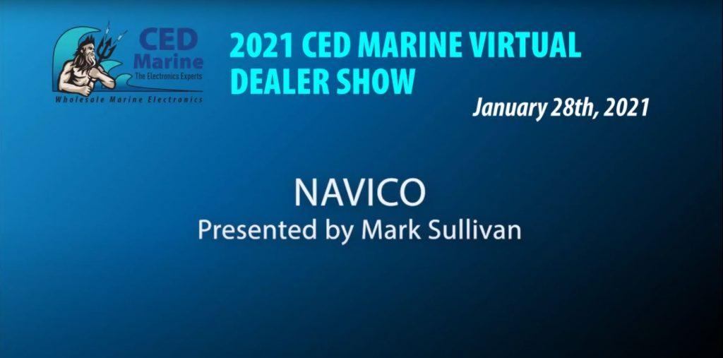 2021 CED Navico Webinar