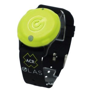 ACR OLAS TAG WEARABLE CREW TRACKER 4 PACK   2981