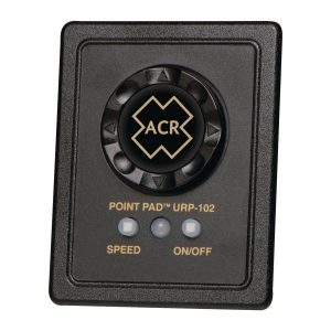 ACR URP-102 Point Pad Remote Control Kit for RCL-50, RCL-100 and RCL-300 Searchlights | 9282.3
