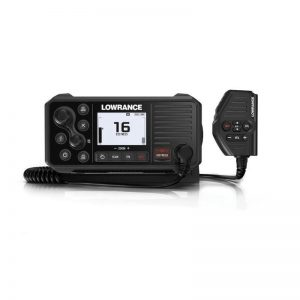 LOWRANCE Link-9 VHF Marine Radio with DSC and AIS Receive|000-14472-001